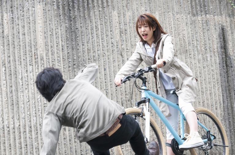 自転車事故について